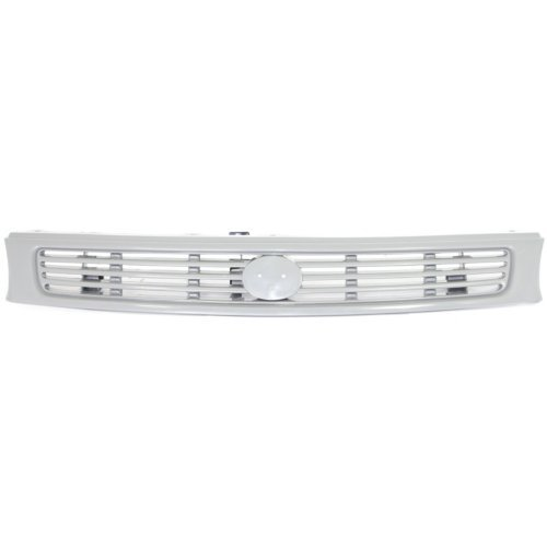 Garage-Pro Grille Assembly for MAZDA 626 93-95 Plastic - Mazda Replacement 626 Grille