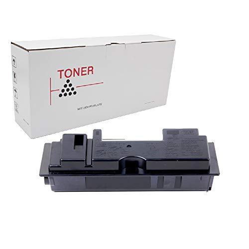 Hehua Compatible Kyocera-Mita TK18 TK-18 Black Toner Cartridge High Yield Replacement Kyocera Mita FS 1018MFP 1020D KM 1500 1820 1815 Printers - 7200 Pages (1 Pack)