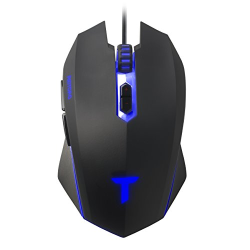 Gaming Mouse RIOTORO URUZ Z5 Classic RGB Multicolor 4000 DPI Optical Gaming Mouse [ MR-400C ] (Raptor M45 Gaming Mouse)