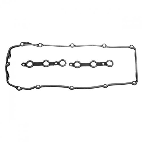 BMW Engine Valve Cover Gasket Set Fits For 2002-2006 BMW M54 E46 E53 E60 E83 E85 X 3 (Bmw 325i Valve Cover)