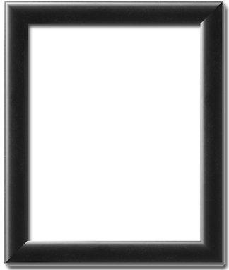 14 x 40 – 14 x 40 Roundedブラックソリッド木製フレームのUV Framerのアクリル&発泡ボードBacking – Great for aフォト、ポスター、ペイント、ドキュメント、またはミラー B003IJ1WP2
