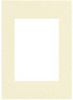 Hama Passepartout, Ivory, 28 x 35 cm Avorio 63254