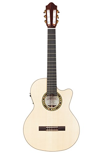 Kremona Orpheus Valley Fiesta F65CW-SB Cutaway/Electric Classical Guitar