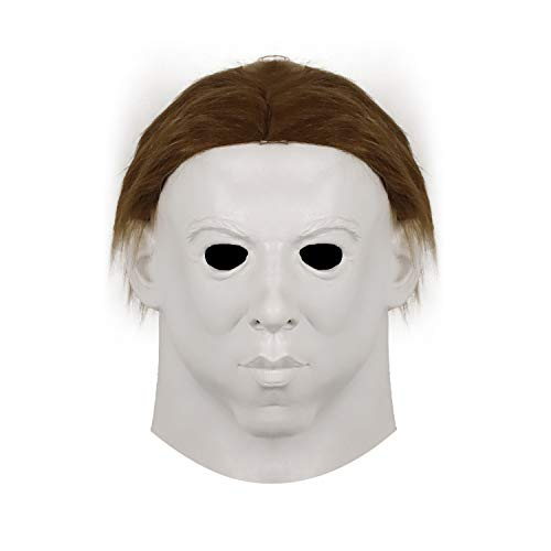 Latex Halloween Mask Horror Michael Myers Cosplay