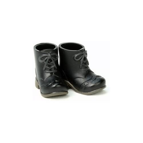 Obitsu Body 11cm Short Boots for Body Black New