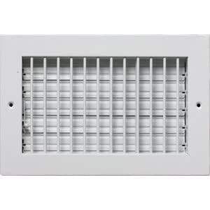 Amazon Com Hvac Premium 12 X 6 Adjustable Diffuser Vent