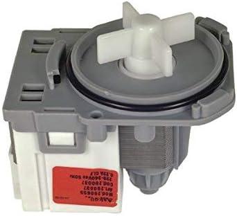 Askoll 132069901 - Bomba de desagüe con tecnología magnética, solo para lavadora o lavavajillas