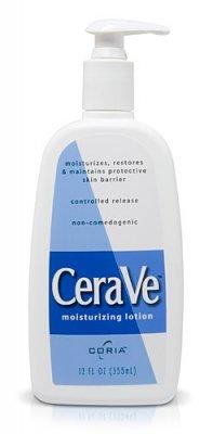 Lotion hydratante CeraVe (12 oz)