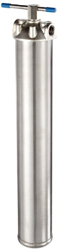 Pentek 156018-02 ST-2 3/4'' Stainless Steel Filter Housing by Pentek