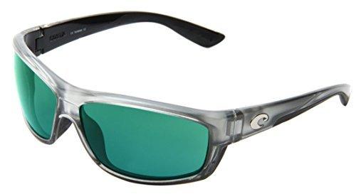 Costa Saltbreak Silver Green Mirror Sunglasses 7A6xr7q