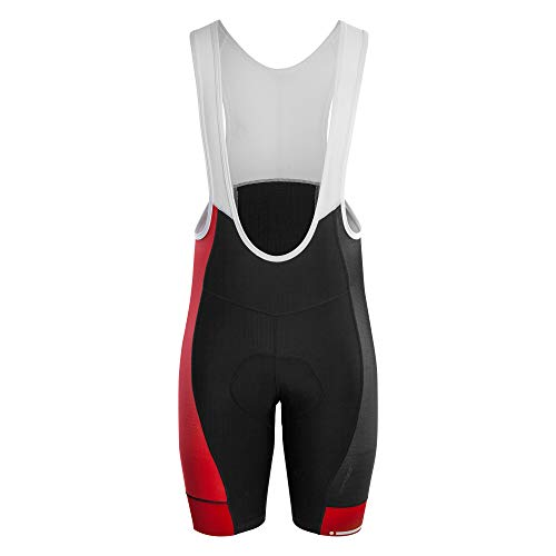 SUGOi - Men's Evolution Bib Short 4KP, Primary Gradient, Medium by SUGOi (Image #1)