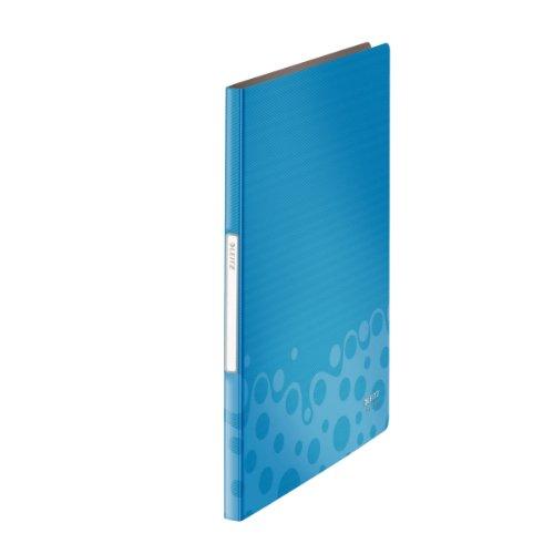 Leitz Bebop Sichtbuch 20 Hüllen blau