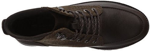 Lacoste Mens Montbard 417 1 Stivaletto Marrone Scuro