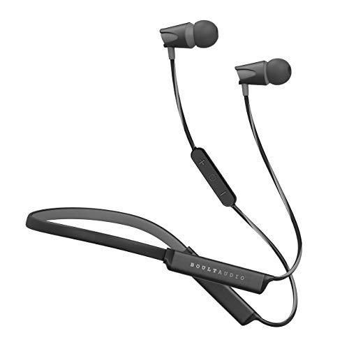 Boult Audio ProBass Groove Neckband in-Ear Wireless Earphones with 16 Hours Playtime,IPX5 Sweatproof Headphones, Latest…