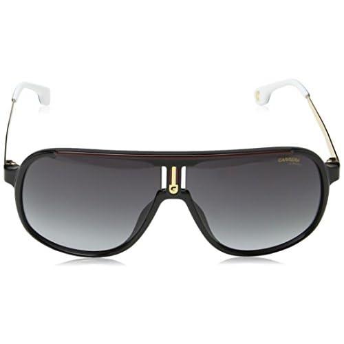 54b516b82a Carrera 1007/S 9O 807, Gafas de Sol Unisex-Adulto, Negro (Black/Dark ...