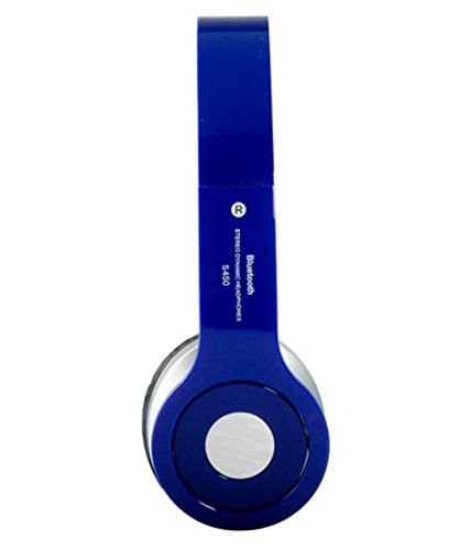 e7cde4ecb72 Drumstone S450 Foldable On-ear Wireless Stereo: Amazon.in: Electronics