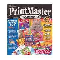 Broderbund Printmaster Platinum 10