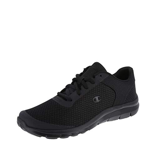 Champion Black Mesh Women's Gusto Performance Cross Trainer 5.5 Regular