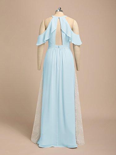 Maxi Party Dresses Formal Red Jewel Halter Long Alicepub Bridesmaid for Dress Evening AvxYUtWSqw
