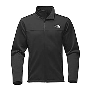 The North Face Men's Apex Canyonwall Jacket - TNF Black & TNF Black - L