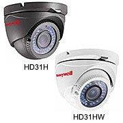 HD31WH IR Ball Camera 960H Resolution VFMI Lens True Day/Night Indoor/Outdoor by (Honeywell Video Surveillance)