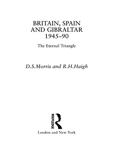 Gibraltar Triangle (Britain, Spain and Gibraltar 1945-1990: The Eternal)