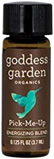 product image for Goddess Garden Pick-Me-Up Aromatherapy Bracelet Blend for Energy, Pure Therapeutic Grade Essential Oil, Leaping Bunny Certified Cruelty-Free, Grapefruit, Peppermint, Orange and Jojoba