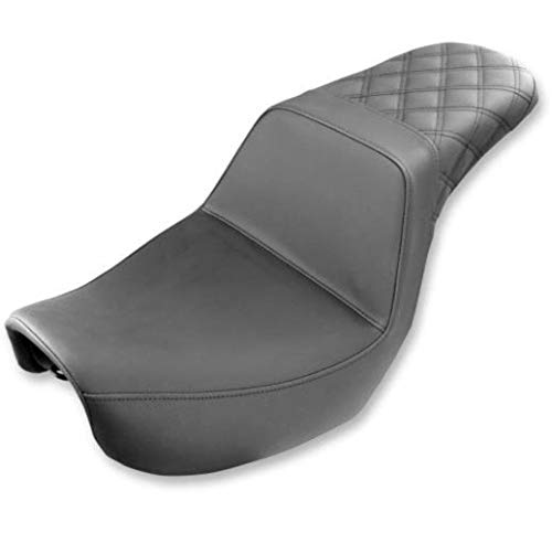 Saddlemen 806-04-173 Step Up Rear LS Seat - Black ()