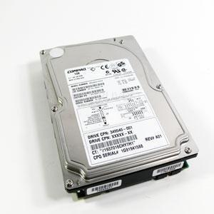 Compaq 349540-001 (BD00921937) 9GB 10K WIDE SCSI 68PIN 3.5 LP (349540001) ()