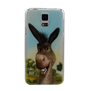 HJZ Lovely Ass Plastic Hard Back Cover for Samsung Galaxy Note 4