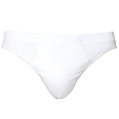 7221a74988b6 Asquith & Fox Mens Cotton Slip Briefs/Underwear (Pack Of 3): Amazon.com.au:  Fashion