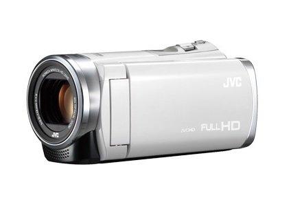 ビデオカメラ Everio GZ-HM33-W