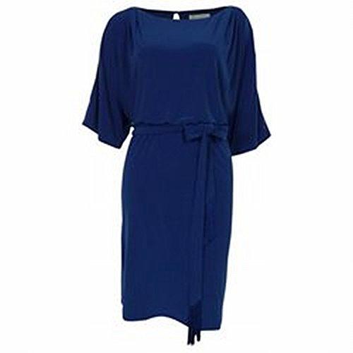 Buy belted blouson dress - 7