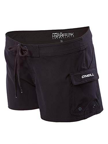 O'Neill South Pacific Womens Stretch Boardshorts 1 Black