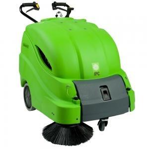 """28"""" Walk Behind Battery Vacuum Sweeper"""
