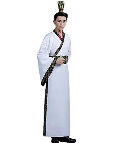 Homme Costume 04 Chinoise Kindoyo Performances Drame Style Vêtements Rétro Traditionnel Hanfu Ancien Nationale qdtxOUw