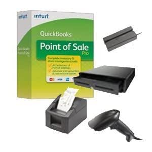 Amazon.com: QuickBooks Point of Sale POS 9.0 2010 Pro software ...