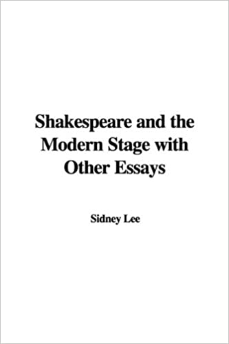 book criticism essay galaxy in modern shakespeare Shakespeare has 12 ratings  works in the history of literary criticism, this passionate essay pioneered a  thought of this book.