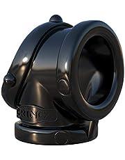 Fantasy C-Ringz - Rock Hard Cock Pipe - Penisring met testikelversterker - zwart