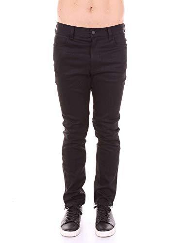 Prada Men's Gep221tzbblack Black Denim - Denim Prada