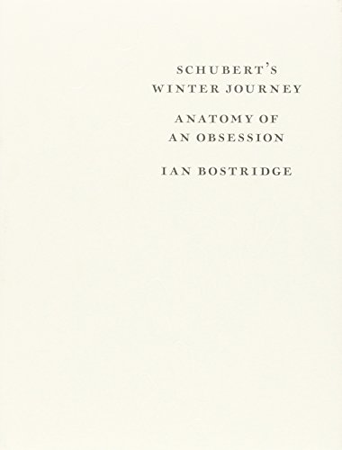 Book Cover: Schubert's Winter Journey: Anatomy of an Obsession