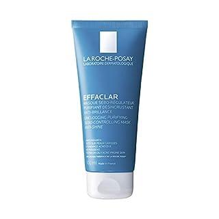 La Roche-Posay Effaclar Clarifying Clay Face Mask for Oily Skin, 3.38 Fl oz.