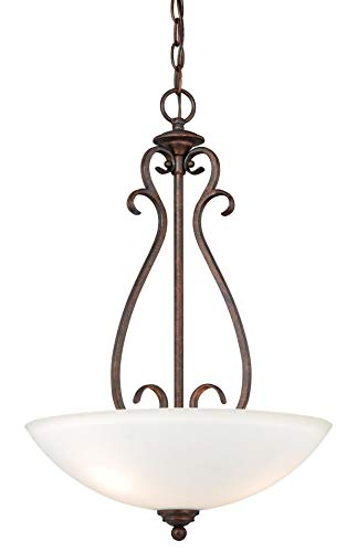 Vhomes Light Hartford 3L Pendant Weathered ()