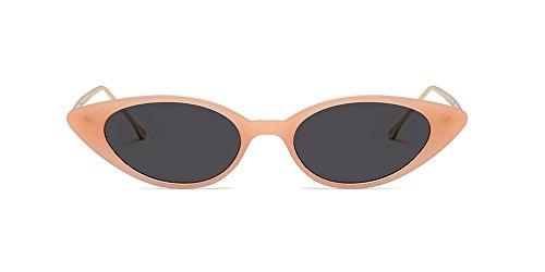 400 Cadre Salable Lunettes Femmes Style de Mode En Vintage Petit chaud Lunettes 03 Plein à Cadre Soleil Soleil KINDOYO En UV Métal Air Lunettes de U4wdAqBYU