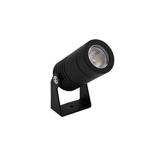 LMOPOPROJ6WNEBC - Mini proyector LED orientable para exterior 6 W ...