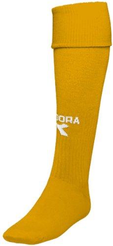 Diadora Squadra Soccer Socks, Small, (Diadora Gold Soccer Socks)