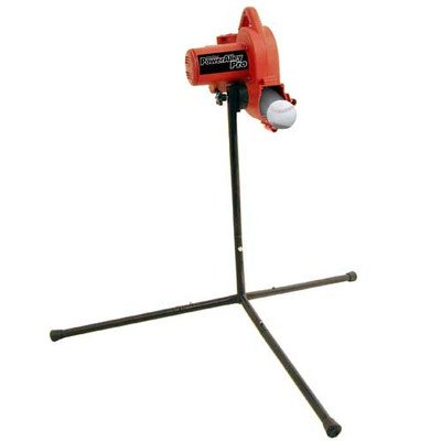 Heater Sports POWERALLEY PRO REAL BASEBALL PITCHING MACHINE  by Heater Sports