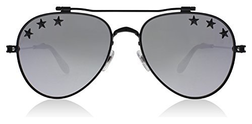 Givenchy GV7057/STARS 807 Black GV7057/STARS Aviator Sunglasses Lens Category (Givenchy Black Sunglasses)