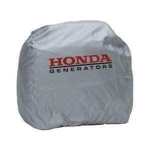 Honda 08P57-ZT3-00S EU1000i Silver Generator Cover by Honda