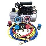 FJC (FJC9281YF) R1234yf Vacuum Pump & Manifold Set